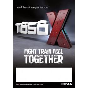 5er Pack Tôsô X A1 Poster