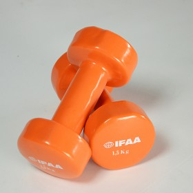 IFAA-Kurzhantel Paar (0,5kg - 5kg)