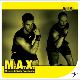 M.A.X. CD - Volume 9