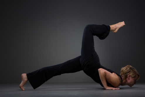 VINYASA Power Yoga Zertifizierung - Yogalehrer Lizenz