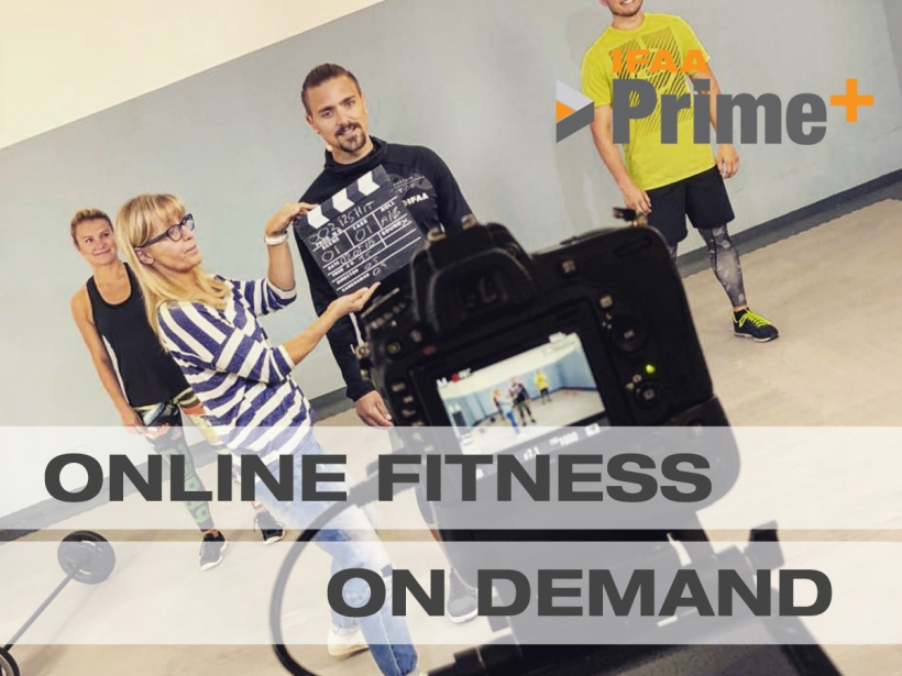Mediathek mit 500 Fitness Videos on Demand u.v.m.