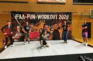 IFAA Fun Workout 2020
