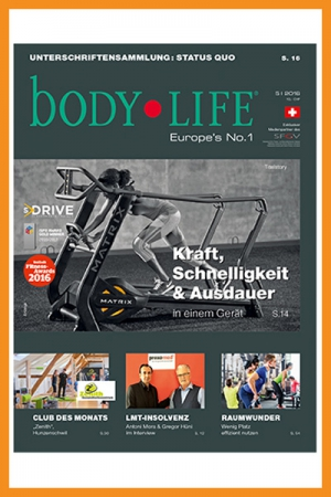 body LIFE Magazin Special